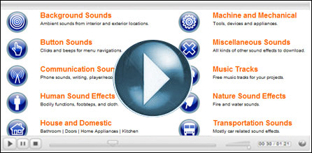SMARTBoard: A quick(er) way to download free sound effects